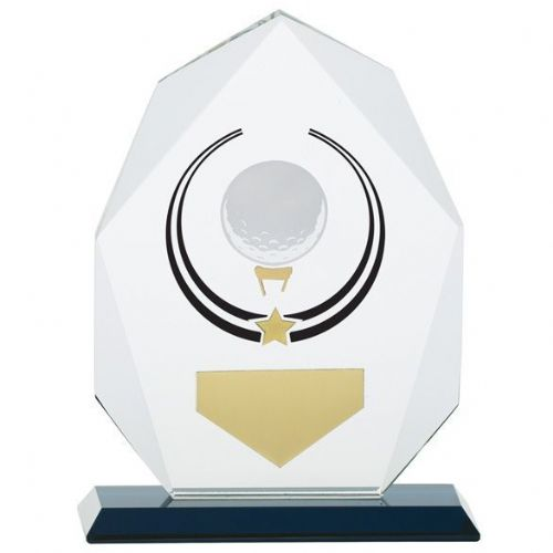 Glacier Golf Glass Award 160mm